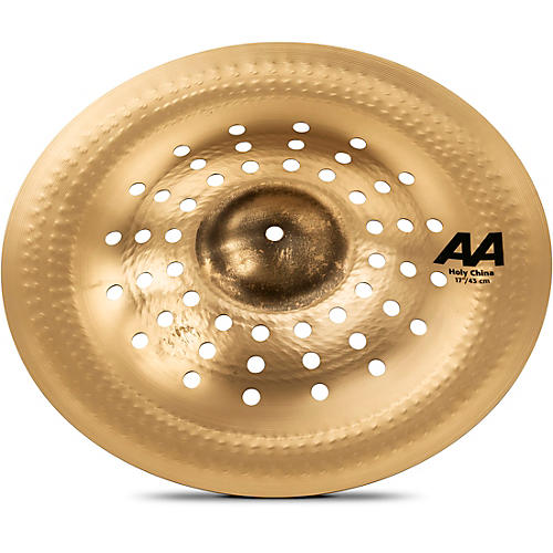 Sabian AA Holy China Brilliant 17 in. Brilliant