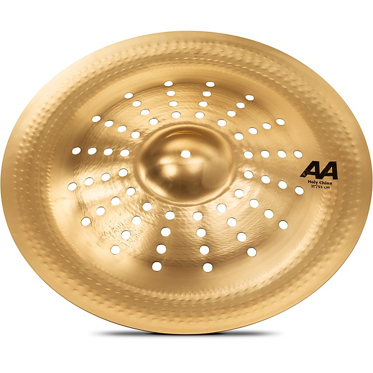 Sabian AA Holy China Brilliant 19 Inch Brilliant