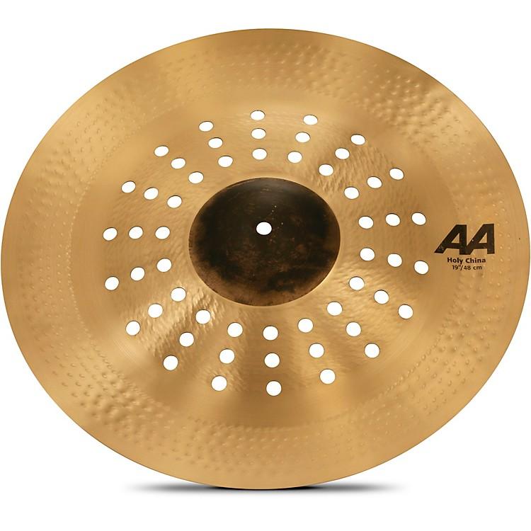 SabianAA Holy China Cymbal19 Inch