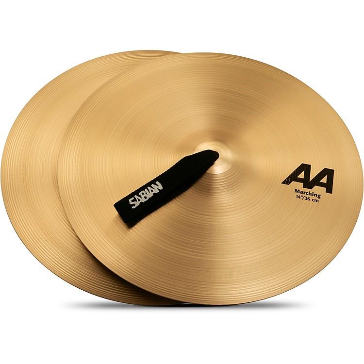 SabianAA Marching Band Cymbals14 Inch