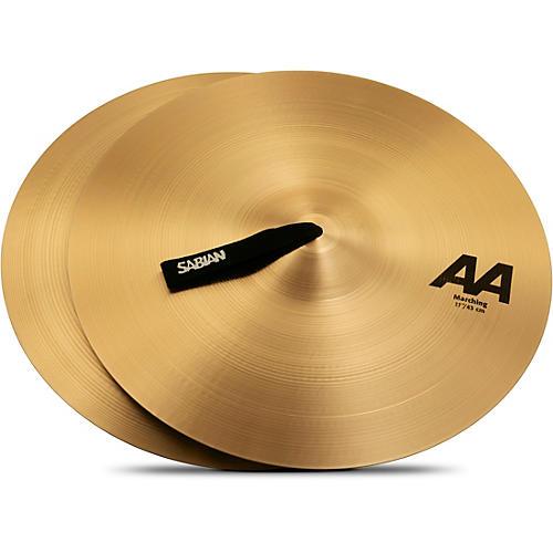 Sabian AA Marching Band Cymbals-thumbnail