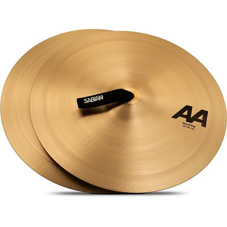 SabianAA Marching Band Cymbals18 Inch