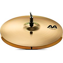 Open Box Sabian AA Medium Hi-Hats Brilliant