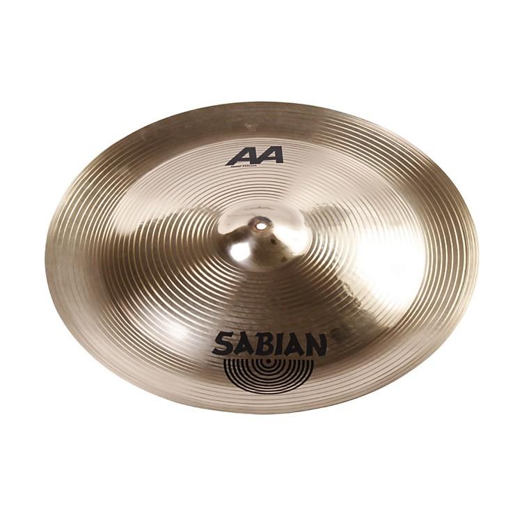 SabianAA Metal Chinese Cymbal24 Inch