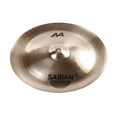 Sabian AA Metal Chinese Cymbal 24 in.