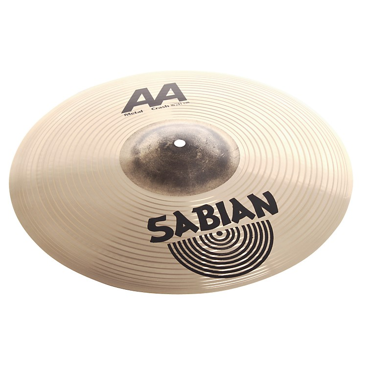 Sabian AA Metal Crash Cymbal 16 Inch