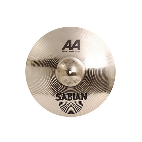 Sabian AA Metal Crash Cymbal 17 in.