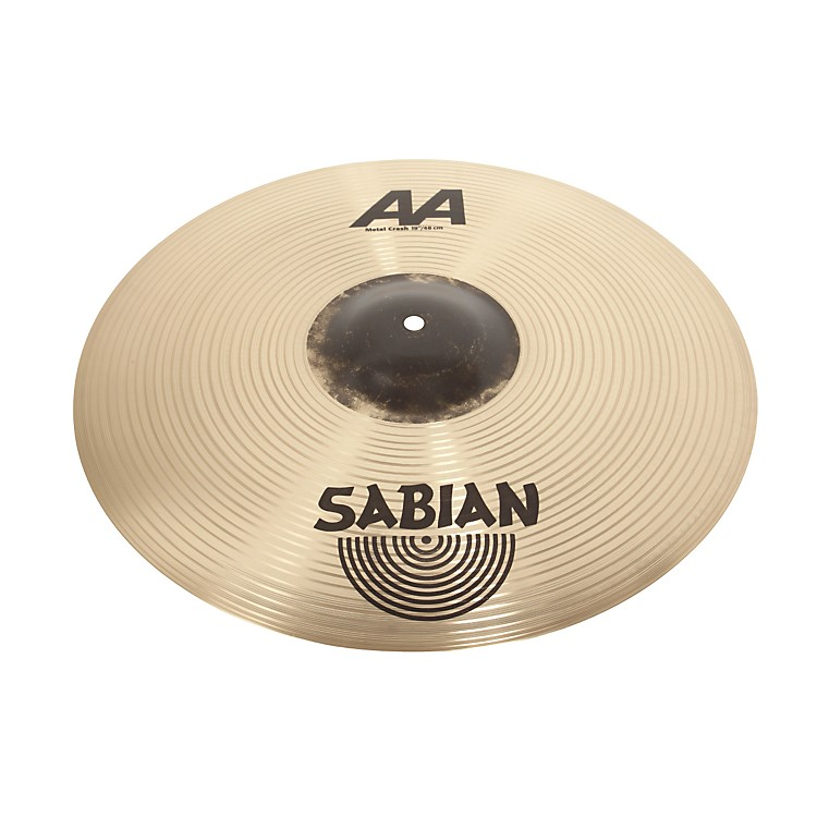 Sabian AA Metal Crash Cymbal