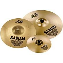 "Sabian AA Metal Crash Pack with free 10"" AA Metal Splash"