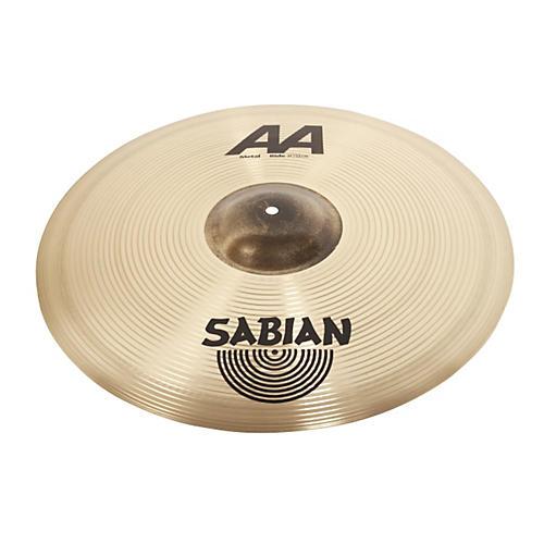 Sabian AA Metal Ride Cymbal 21 in.