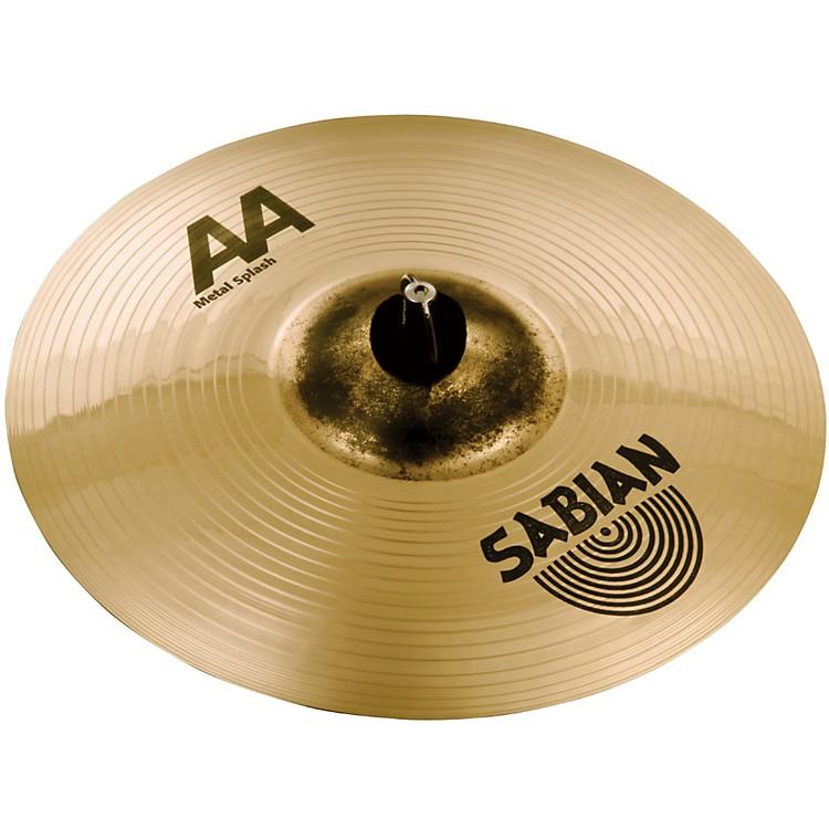 SabianAA Metal Splash Cymbal12 Inch