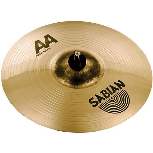 Sabian AA Metal Splash Cymbal 10 in.