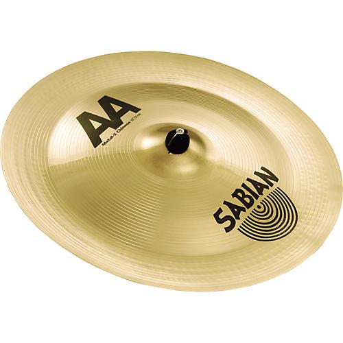 Sabian AA Metal-X Chinese Cymbal  20 in.