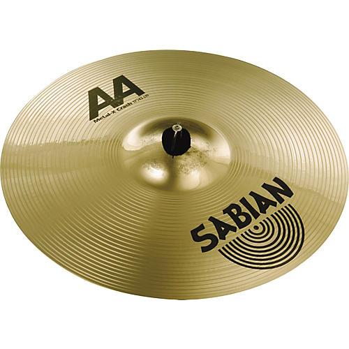 Sabian AA Metal-X Crash Cymbal