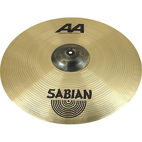 Sabian AA Metal-X Ride Cymbal