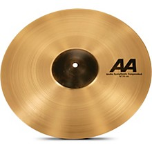 Sabian AA Molto Symphonic Series Suspended Cymbal 16 in.