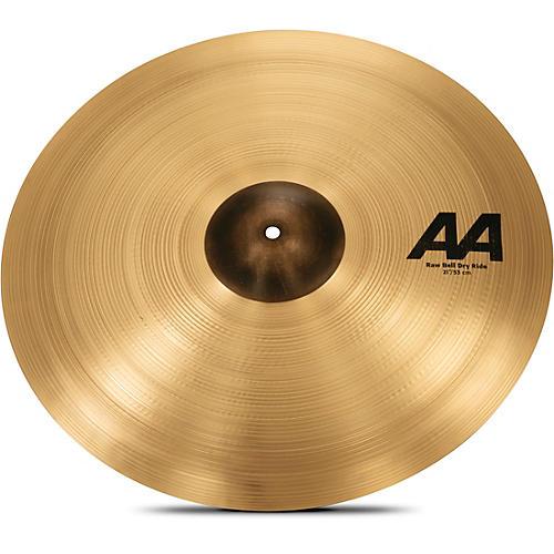 Sabian AA Raw Bell Dry Ride Cymbal  21 in.