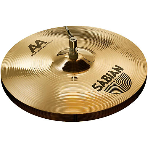 Sabian AA Regular Hats Brilliant Finish