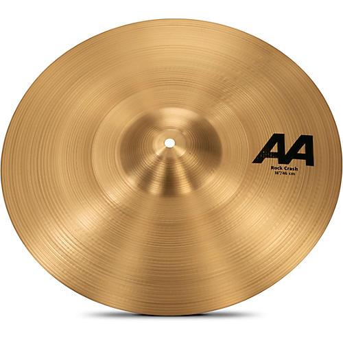 Sabian AA Rock Crash Cymbal