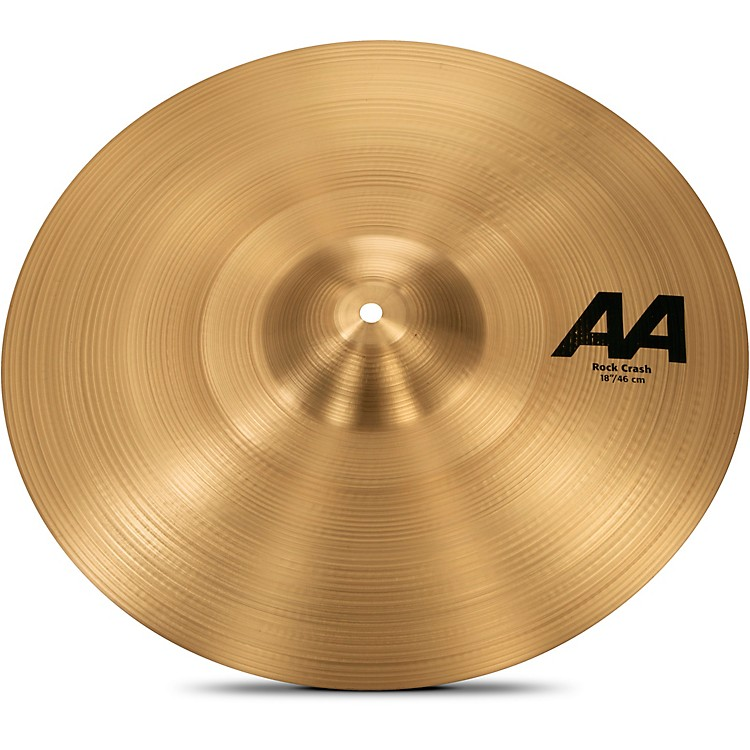 Sabian AA Rock Crash Cymbal  18 Inches