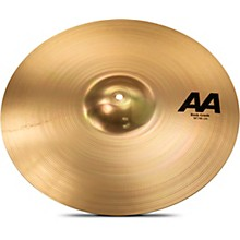 Sabian AA Rock Crash Cymbal Brilliant