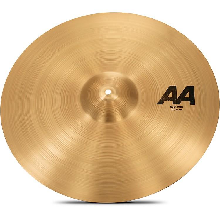 SabianAA Rock Ride Cymbal21 Inches