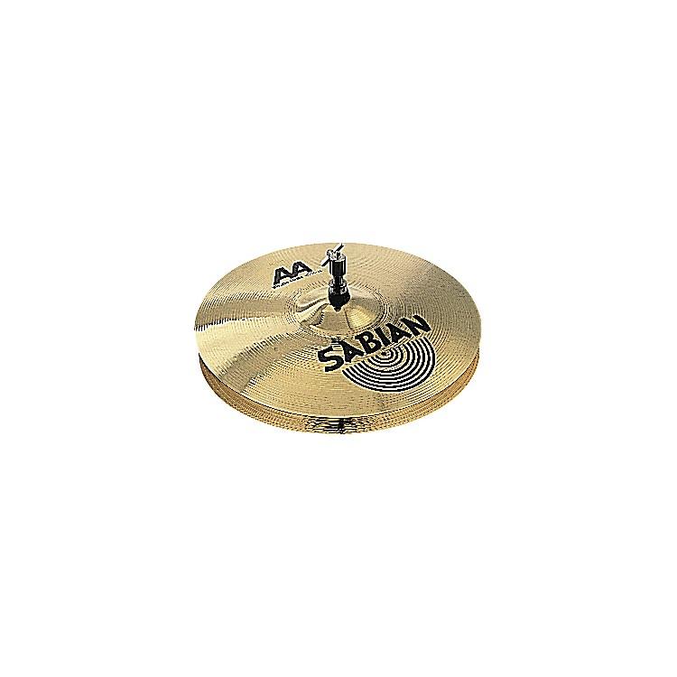 SabianAA Series Sizzle Hi-Hats14 Inches