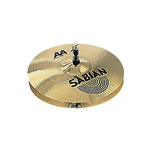 Sabian AA Series Sizzle Hi-Hats-thumbnail