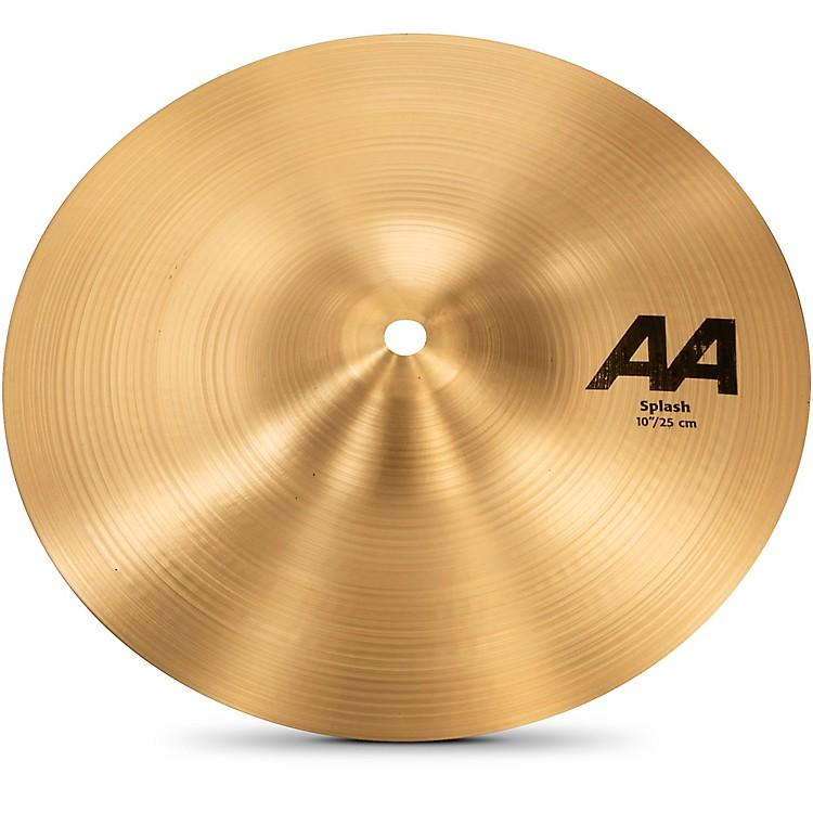 SabianAA Series Splash Cymbal10 Inches