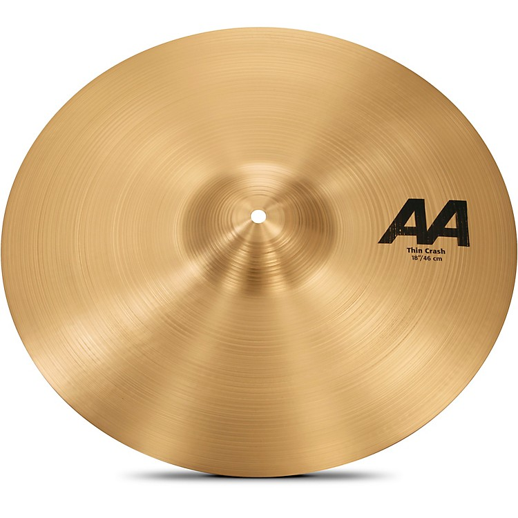 Sabian AA Series Thin Crash  18 Inches