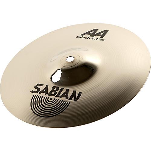 Sabian AA Splash Cymbal Brilliant
