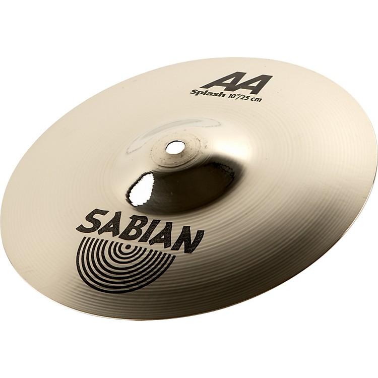 SabianAA Splash Cymbal Brilliant