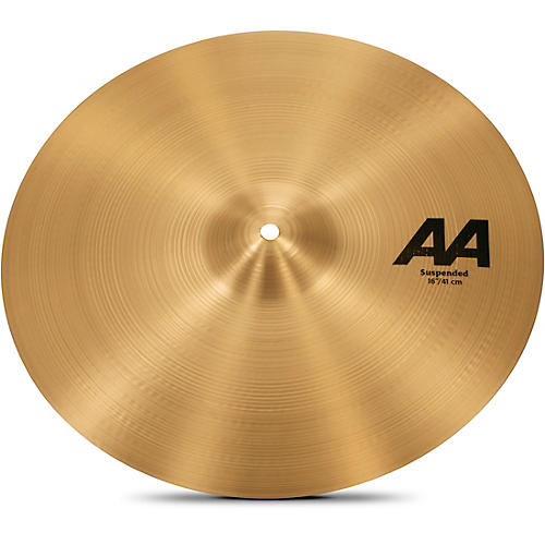 Sabian AA Suspended Cymbal  16 in.