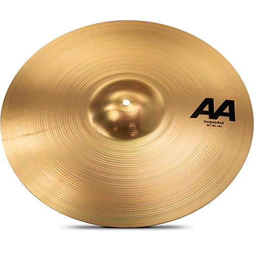 Sabian AA Suspended Orchestral 18 in. Brilliant Finish