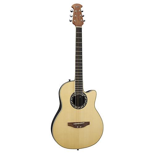 Applause AA13 Minibowl Cutaway Acoustic Guitar-thumbnail