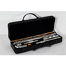 Allora AAAF-302 Alto Flute Level 2 Silver Plated Body with 2 Silver-Plated Headjoints 190839097002