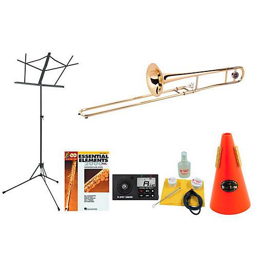 Allora AATB-102 Beginner Student Trombone Bundle