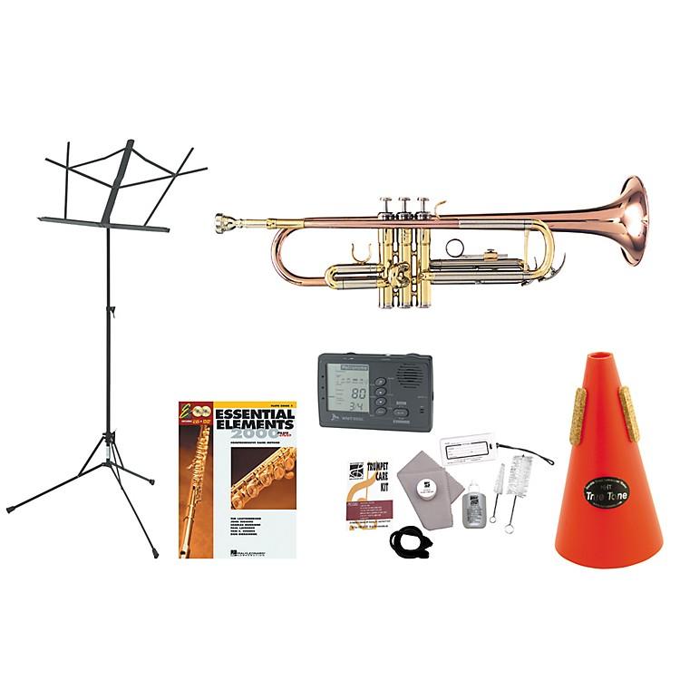 AlloraAATR 101 Beginner Student Trumpet Bundle
