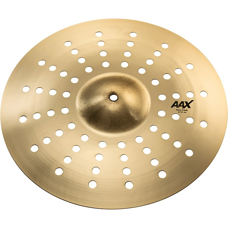 Sabian AAX Aero Crash Brilliant 16 Inch Brilliant
