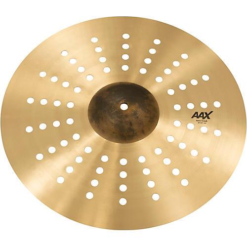 Sabian AAX Aero Crash Cymbal-thumbnail