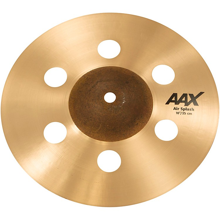 Sabian AAX Air Splash Cymbal 10 Inch 2012 Cymbal Vote