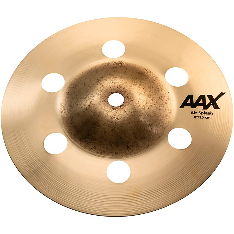 Sabian AAX Air Splash Cymbal Brilliant 8 Inch 2012 Cymbal Vote