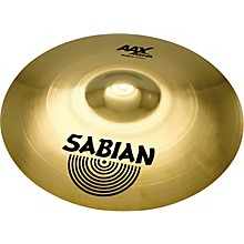 Sabian AAX Arena Medium Marching Cymbal Pairs 20 in. Brilliant