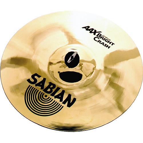 Sabian AAX Bright Crash Cymbal