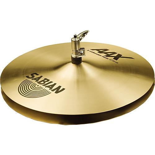 Sabian AAX-Celerator Brilliant Hi-Hat Cymbals 15 in.