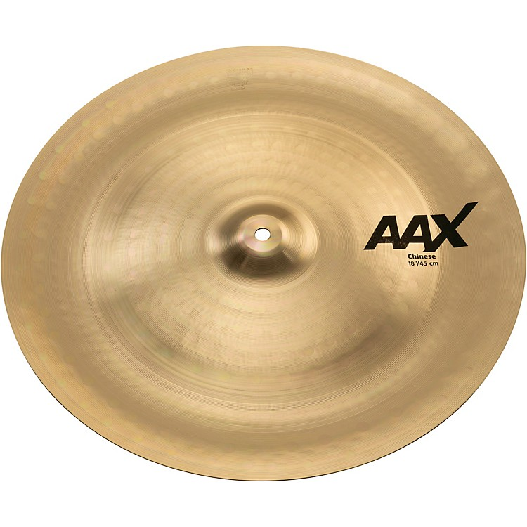 Sabian AAX Chinese Cymbal Brilliant 18