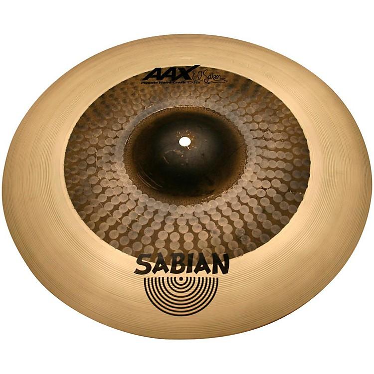 SabianAAX El Sabor Picante Hand Crash Cymbal
