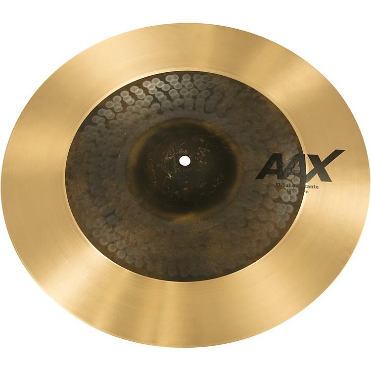 SabianAAX El Sabor Picante Hand Crash Cymbal18 Inches