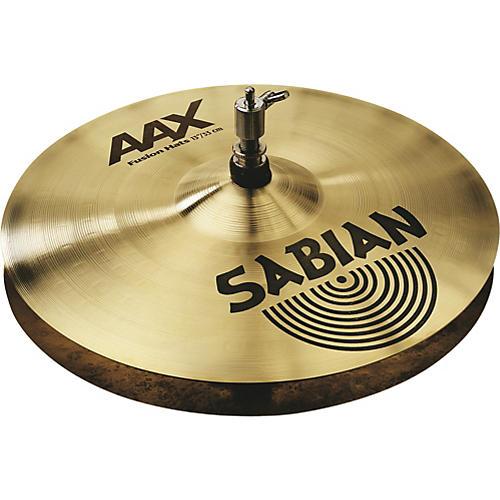 Sabian AAX Fusion Hi Hats  13 Inches