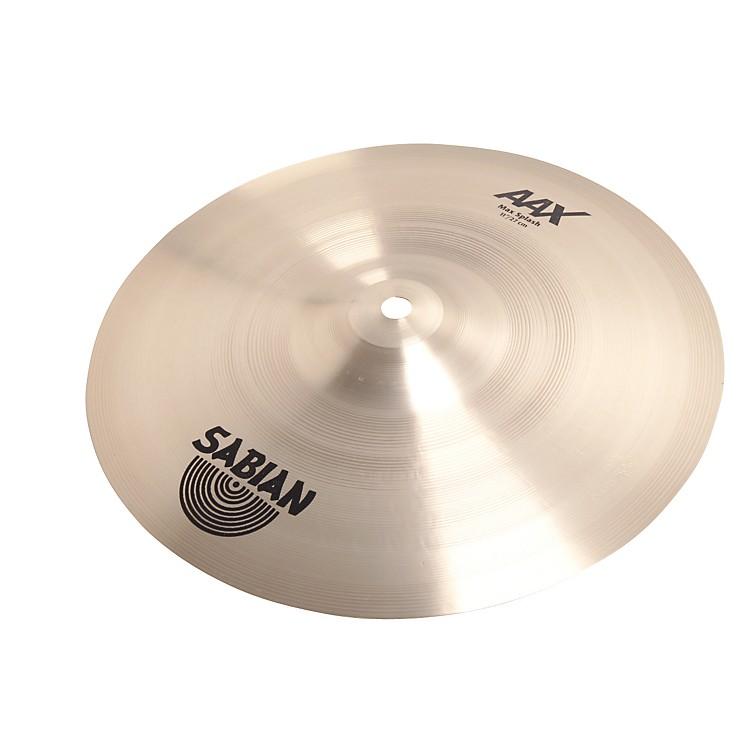 SabianAAX Max Splash Cymbal9 Inch